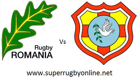 Romania vs Tonga