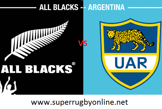 Rugby Championship New Zealand vs Argentina Live Stream