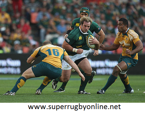 Rugby South Africa vs Australia Live Online