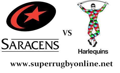 Saracens vs Harlequins live