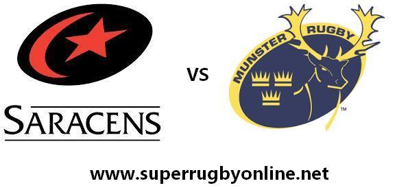 Saracens vs Munster stream live