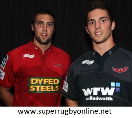 Scarlets vs Connacht 2016 Live Online
