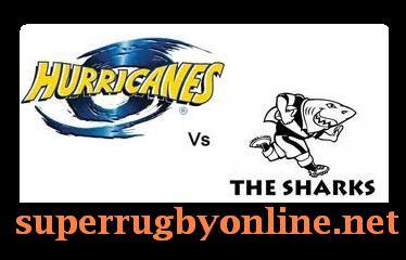 Sharks vs Hurricanes