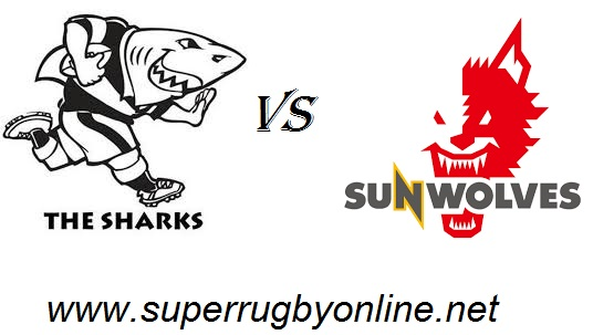 Sunwolves vs Sharks