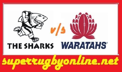 Waratahs vs Sharks