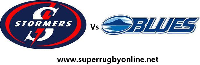 Blues vs Stormers