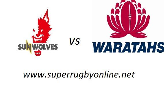 Waratahs vs Sunwolves