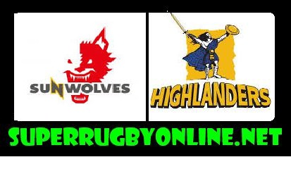 Sunwolves vs Highlanders Live