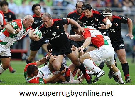 Toulouse vs Stade Francais Rugby Live On Tv