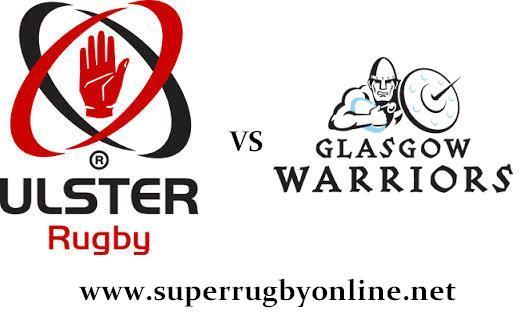 Ulster vs Glasgow live
