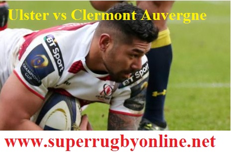 Ulster vs Clermont Auvergne