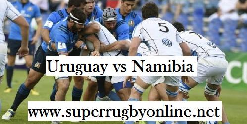 Uruguay vs Namibia