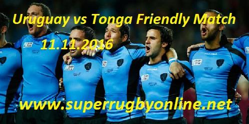 Uruguay vs Tonga