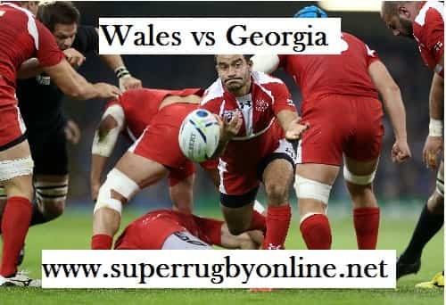 Wales vs Georgia