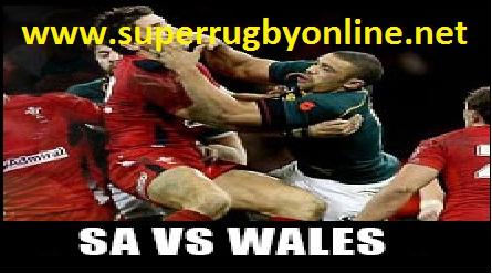 Wales vs Springboks live