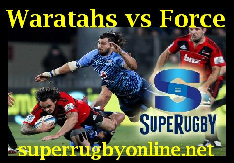 Waratahs vs Force live streaming