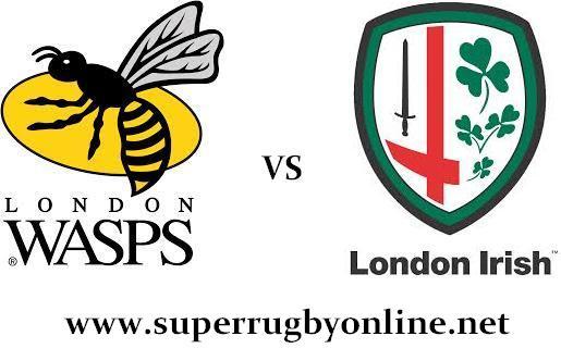 Wasps vs London Irish