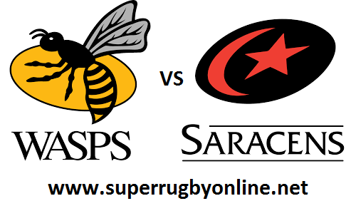 Wasps vs Saracens live