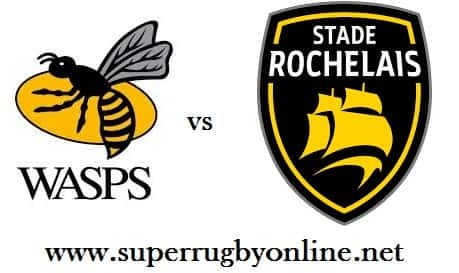 Wasps vs La Rochelle