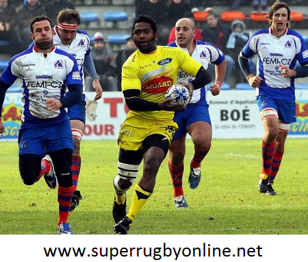 Watch Agen vs Angouleme 2016 Live