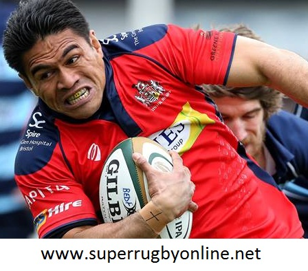 Watch Bristol vs Northampton Saints 2016 Live