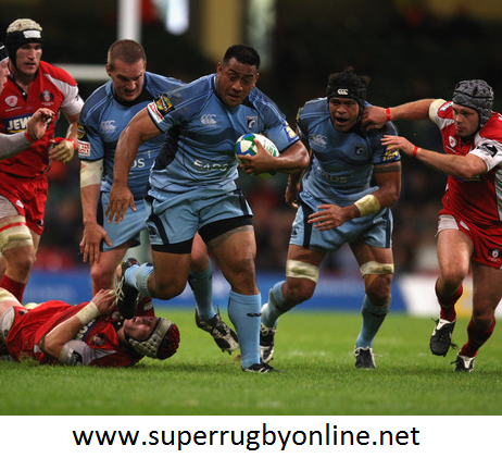 Watch Cardiff Blues vs Leinster 2016 Live