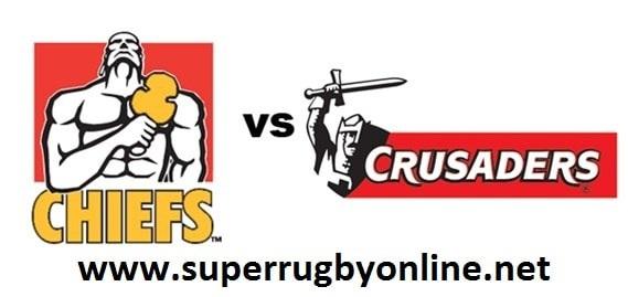 Chiefs vs Crusaders