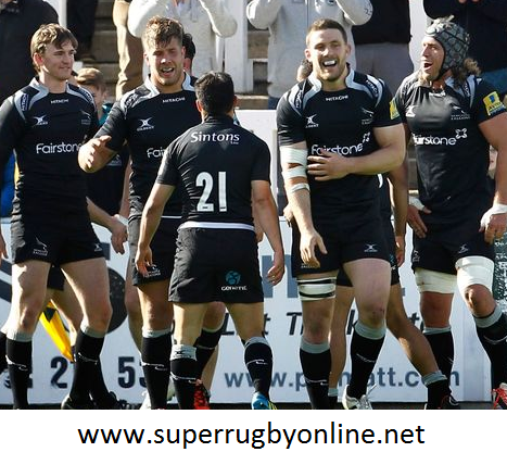 Watch Online Newcastle Falcons vs Grenoble