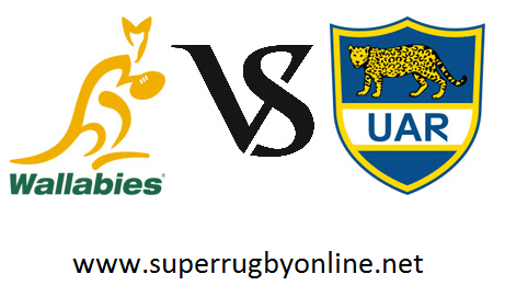 Watch Rugby Argentina vs Australia Live Stream