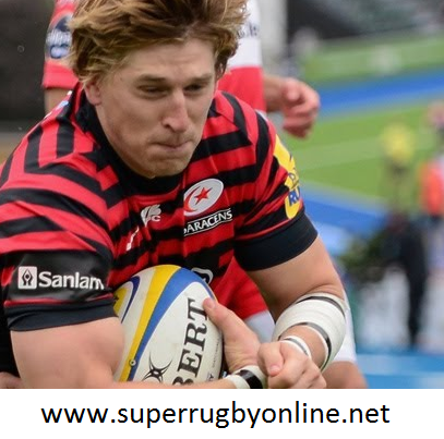 Watch Saracens vs Wasps Live Online