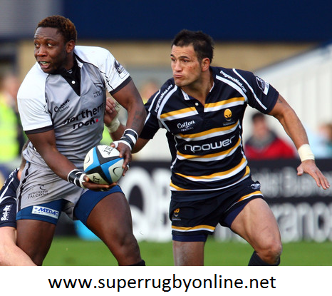 Watch Worcester vs Newcastle Falcons 2016 Live