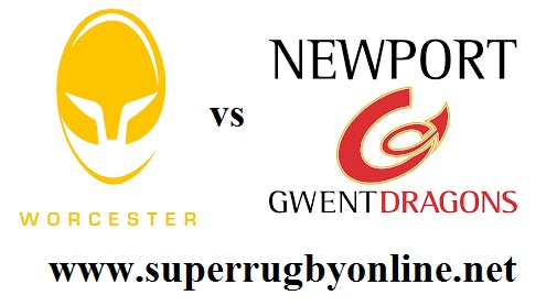 Worcester Warriors vs Dragons live