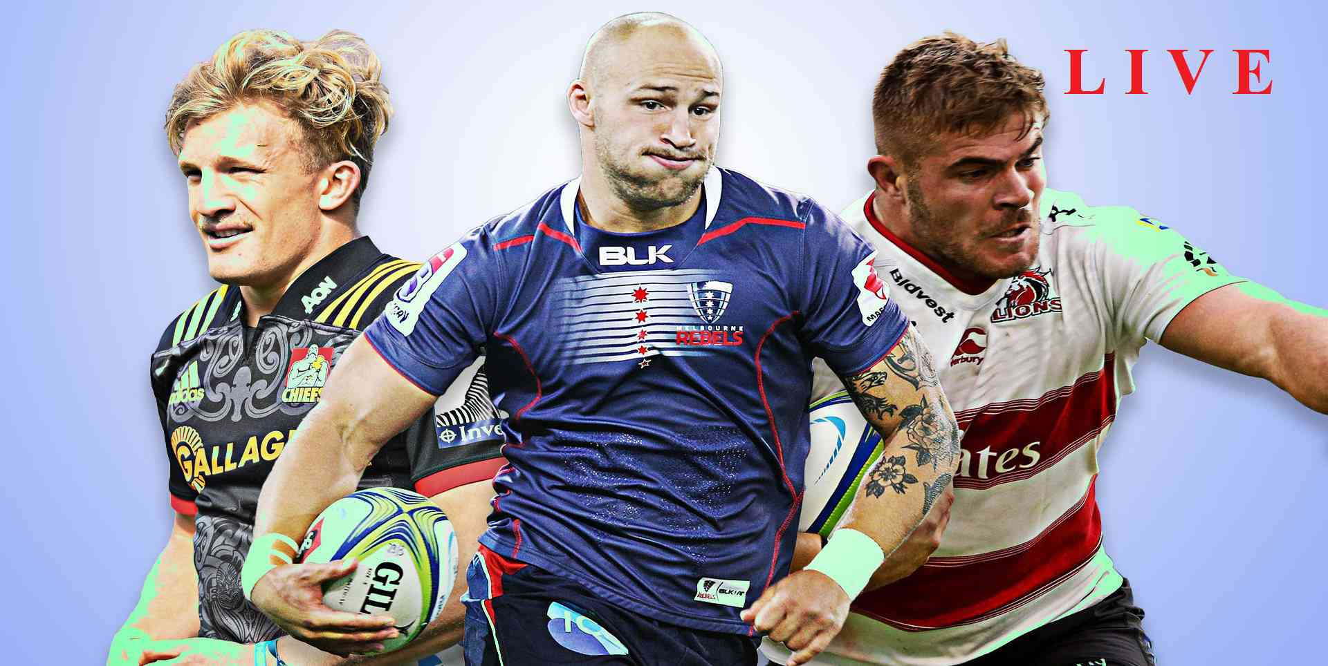 Live Chiefs v Blues Super Rugby Live