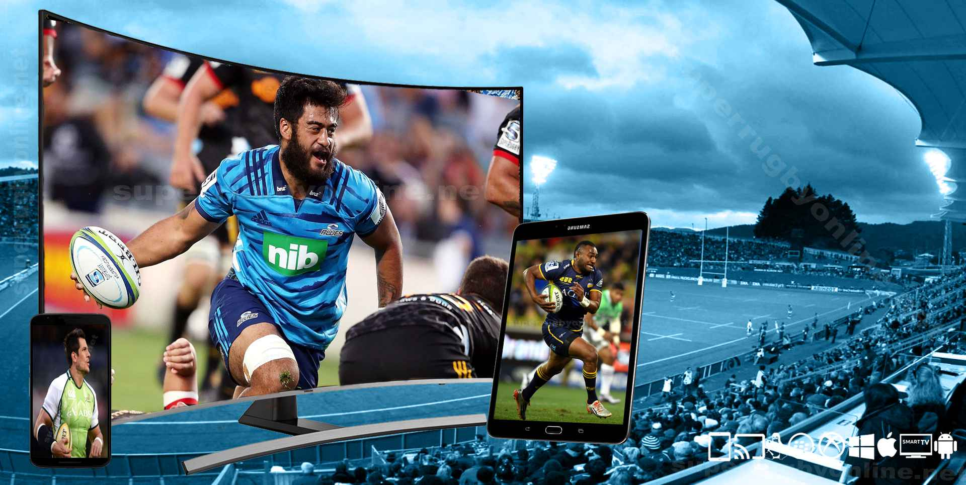 Watch Super Rugby Live Online | 2019 Rugby World Cup  slider